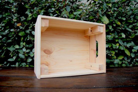 Location décoration caisse en bois
