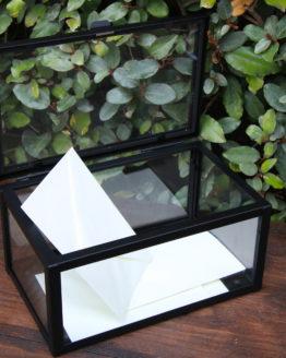 Location décoration boite noire