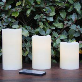Location décoration bougies led