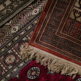 Location décoration tapis berbere vintage