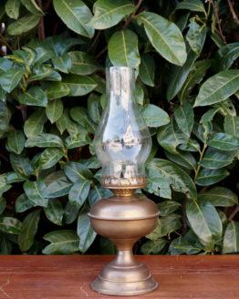 Location décoration lampe vintage huile